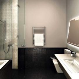 W New York Downtown Bathroom - 123 Washington Street Condos for Sale