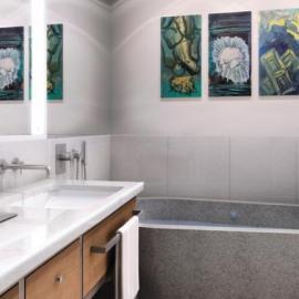 200 Eleventh Avenue Bathroom – Manhattan New Condos
