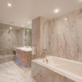 641 Fifth Avenue Manhattan - Bathroom at Olympic Tower