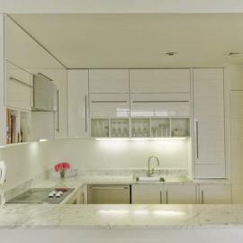 Olympic Tower Kitchen - Condominiums for Sale NYC
