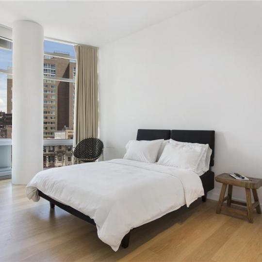 1 York Street NYC Condos – Bedroom at One York