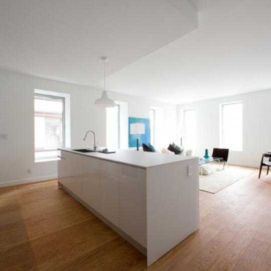 One York Kitchen Area – New Condos for Sale NYC