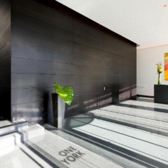 One York Lobby – Manhattan Condos for Sale