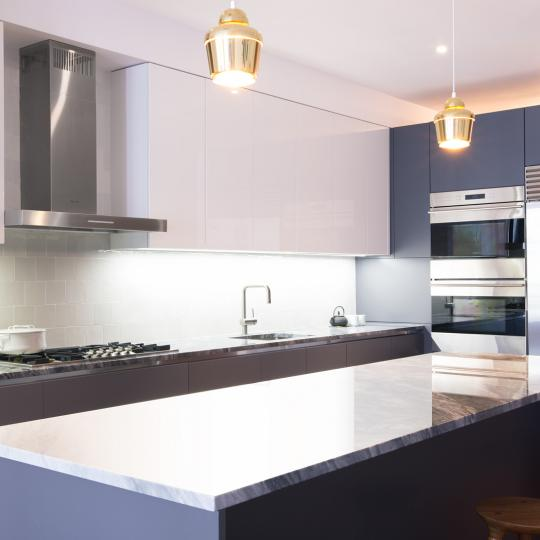 10 Bond Street - kitchen - condo for sale in NYC