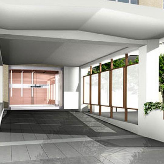 100 West 93rd Street Entrance - Upper West Side NYC Condominiums