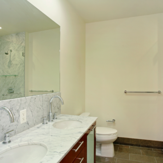 Apartments for sale at 100 Jay Street - Bathroom