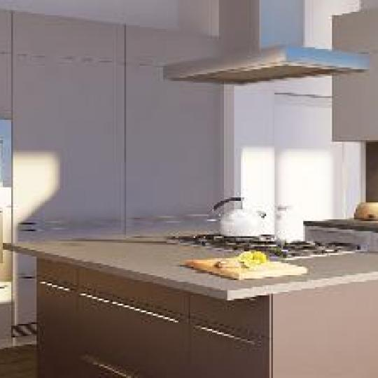 101 Warren Street Kitchen - NYC Condos for Sale