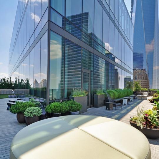 101 Warren Street NYC Condo for sale - roof