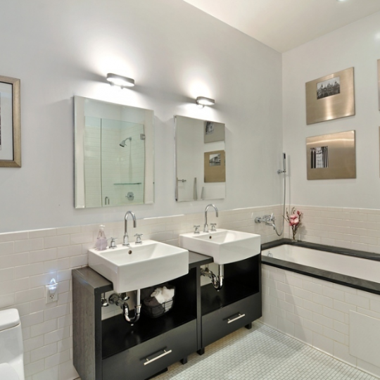 Condos for sale in NYC - Bathroom
