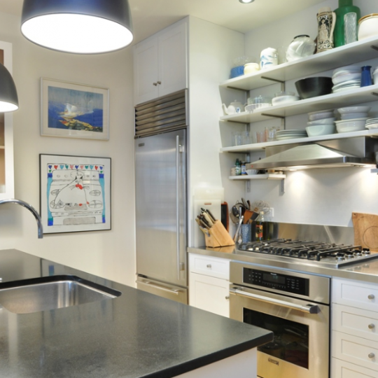 The Kitchen at 110 Livingston Street in NYC