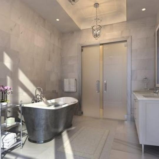 Bathroom - 1110 Park Avenue Building - Condo for sale in Carnegie Hill