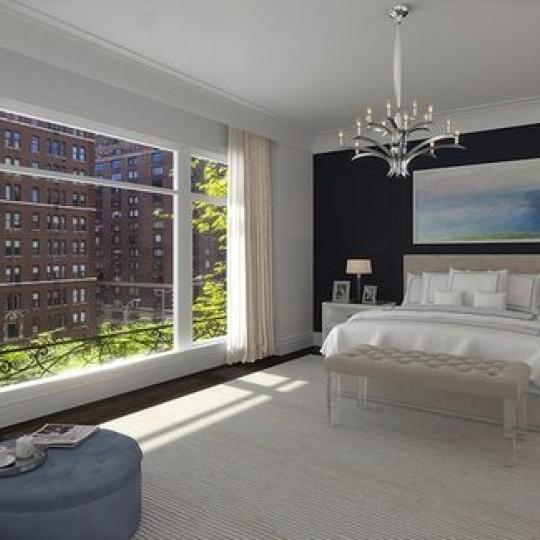Bedroom - 1110 Park Avenue Building - Condo for sale in Carnegie Hill