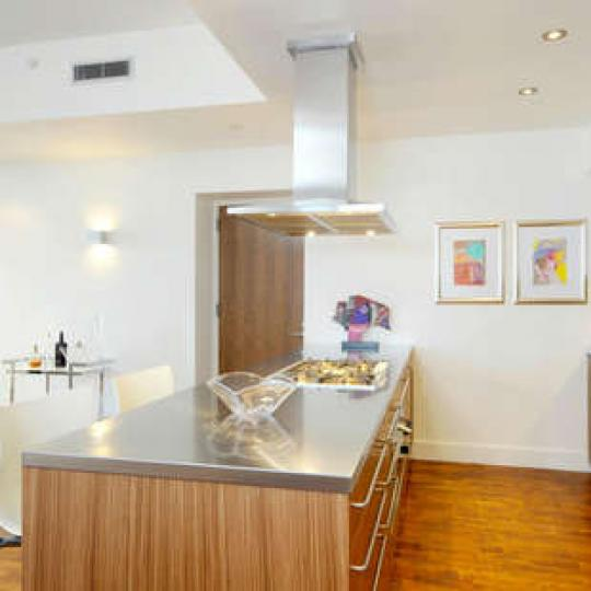 Prime Lofts, Lifesaver Lofts Kitchen - 120 Eleventh Avenue Condos for Sale