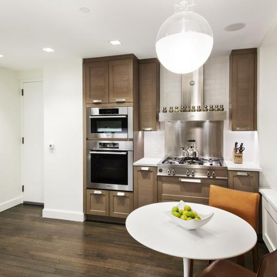 1212 Fifth Avenue Condominiums – Kitchen Area
