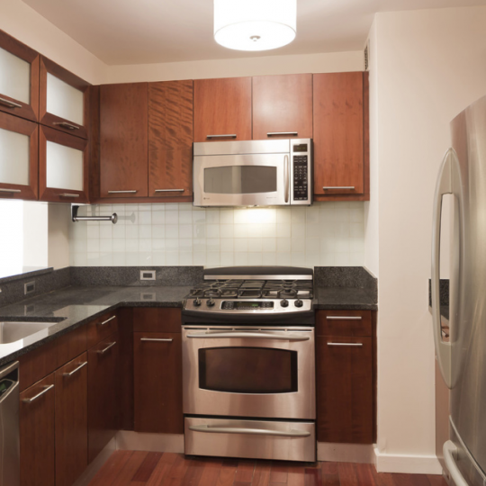Apartments for sale in NYC - Kitchen