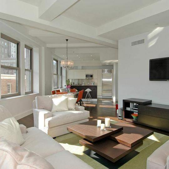Livingroom - 147 Waverly Place - Greenwich Village