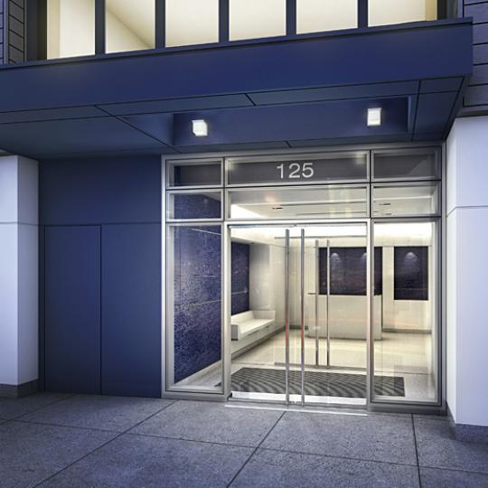The Indigo Entry - Chelsea NYC Condominiums