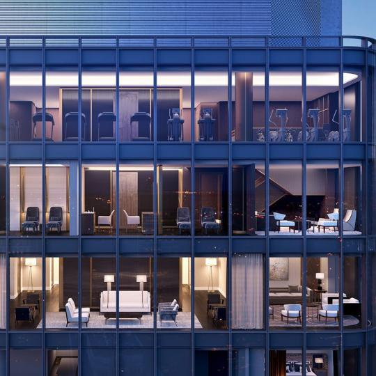 Condos for sale at 125 Greenwich Street in NYC