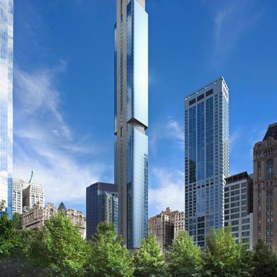 Aparments for sale at 125 Greenwich Street in Financial District