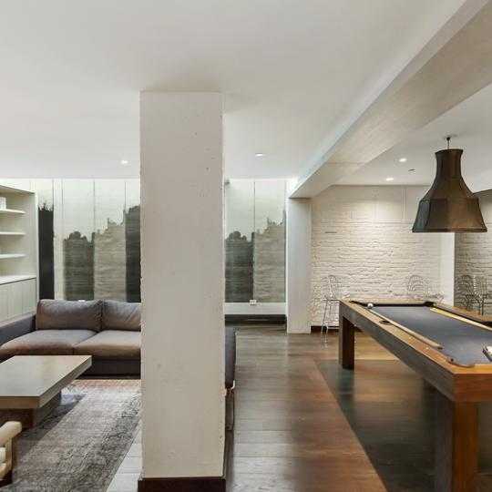 The Jefferson - 211 East 13th Street - Living room - Manhattan Condos for Sale