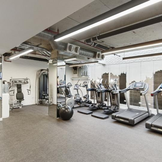 The Jefferson - 211 East 13th Street - Gym - Manhattan Condos for Sale