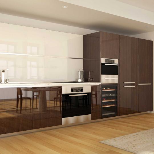 Kitchen- 135 West 52nd Street