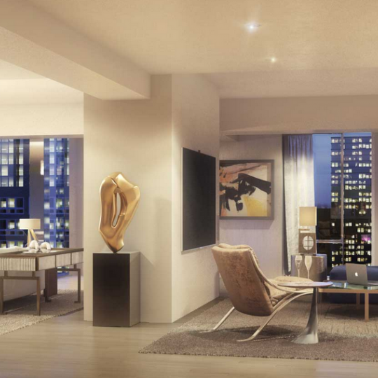 Residences- 135 West 52nd Street