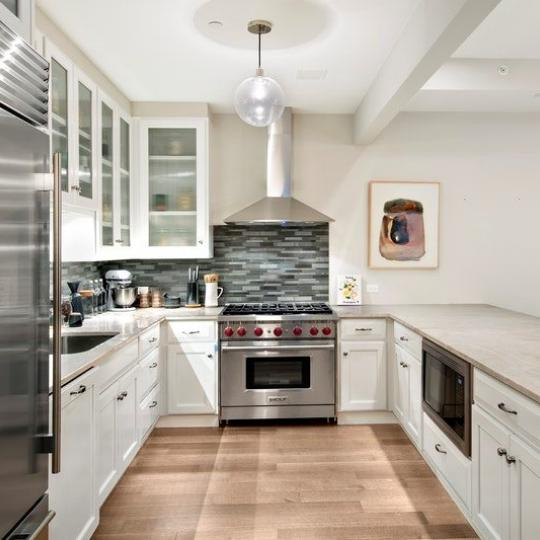 Apartments for sale at 138 Pierrepont Street in Brooklyn Heights - Kitchen