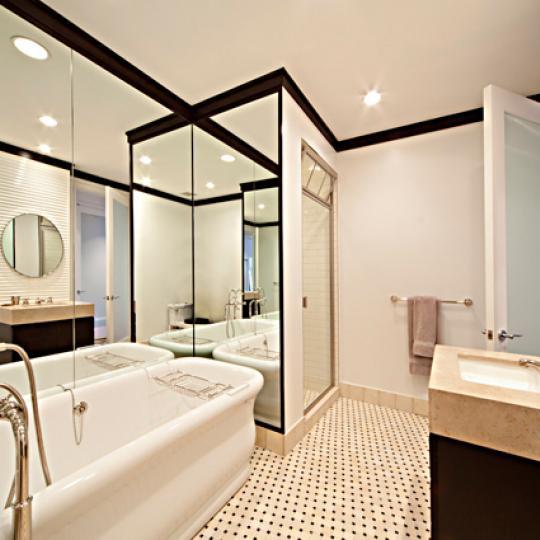 141 Fifth Avenue Bathroom - Manhattan Condos for Sale