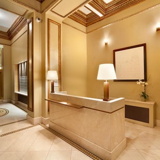 141 Fifth Avenue Lobby - Manhattan Condos for Sale