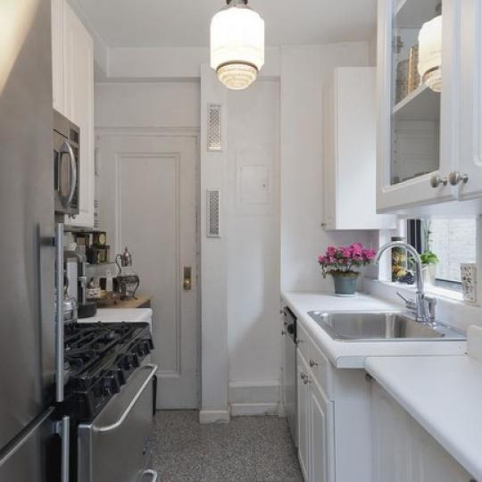 142 East 49th Street Condominium Building Kitchen - NYC Condos