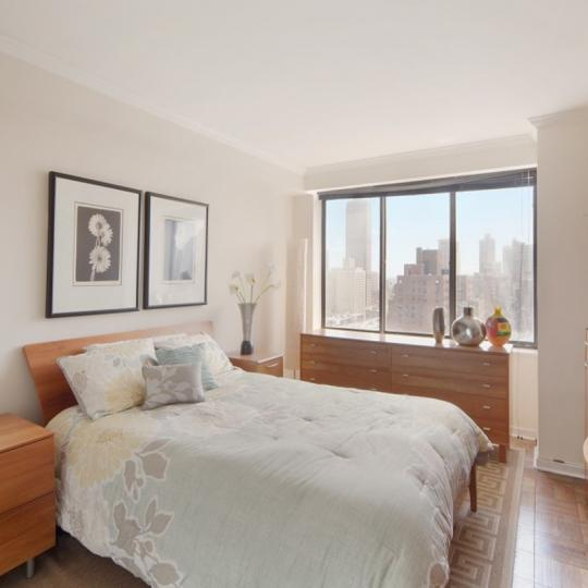 Bedroom at 1441 Third Avenue in Upper East Side