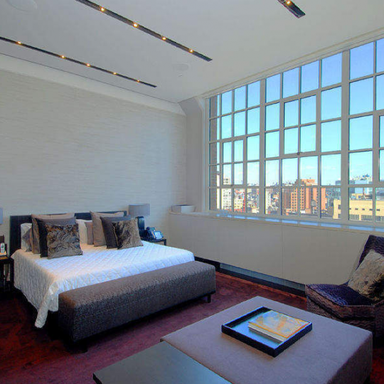 Sky Lofts at 145 Hudson - Bedroom