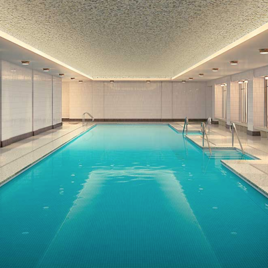 150 West 12th Street condo- Pool- condos for sale in Greenwich Village