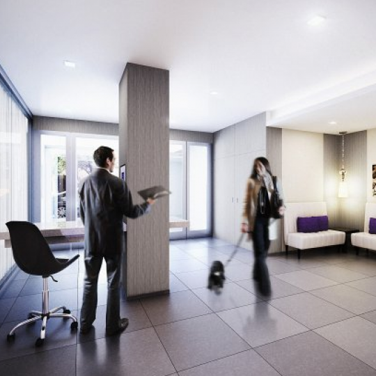 151 West 21st Street Lobby - Luxury Manhattan Condos