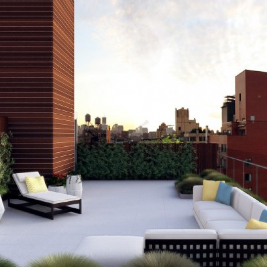 151 West 21st Street Rooftope Deck - New Construction Manhattan Condos