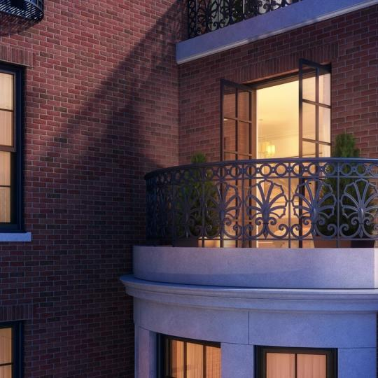 151 East 78th Street - balcony - Condos for sale in UES