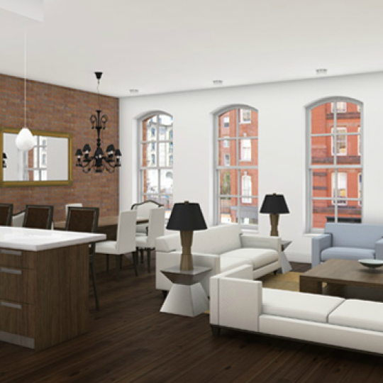 159 Duane Street Condos for Sale - Dining Room