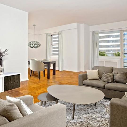 159 West 53rd Street - Living room