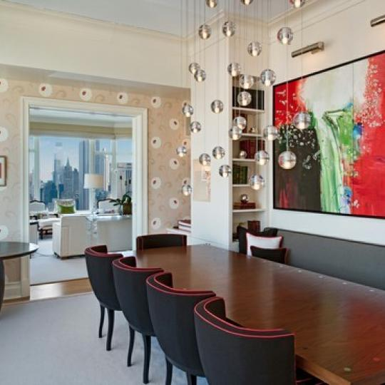 15 Central Park West Dining Room, Condos For Sale