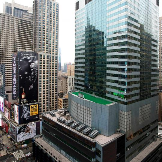 1600 BROADWAY Times Square- NYC Condos For Sale Rooftop