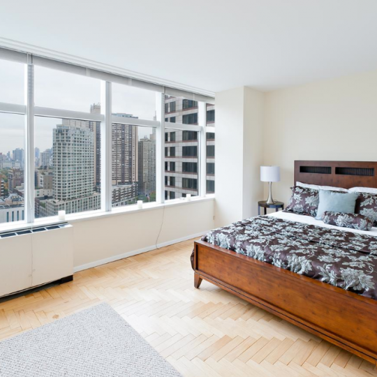 Apartments for sale at 3 Lincoln Center - Bedroom