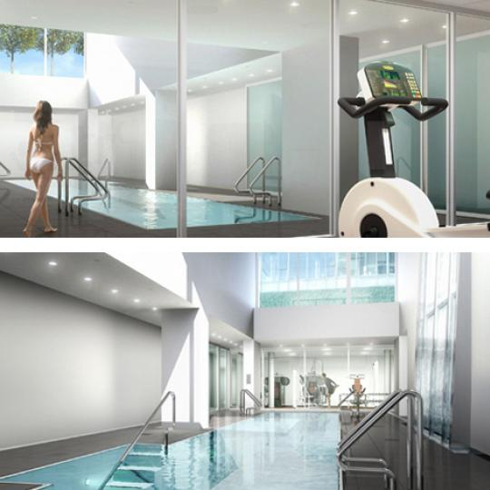 165 Charles Street Amenities - Condos for Sale