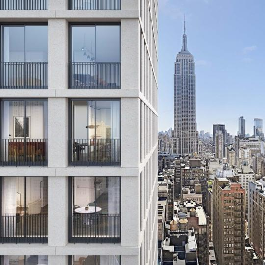 The Bryant 16 West 40th Street Midtown West Condos For