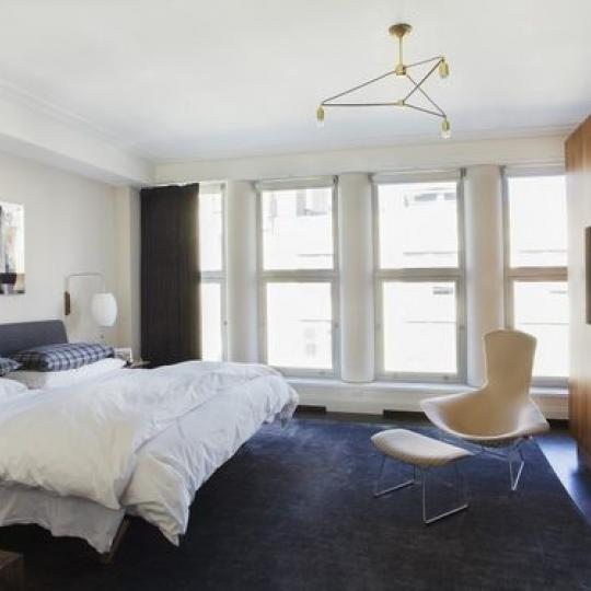 Master Bedroom- 16 West 21 Street