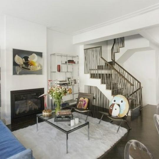 16 west 21 street- Living Room- condo for sale in Flatiron