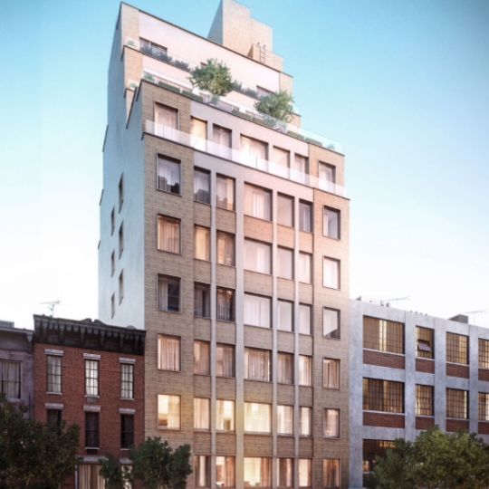Apartments for sale at 17 East 12th Street in NYC