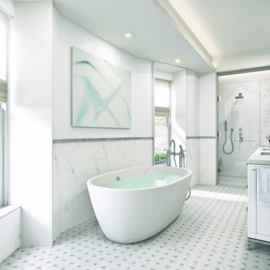 182 West 82nd Street Luxury Apartments for Sale NYC Bathroom