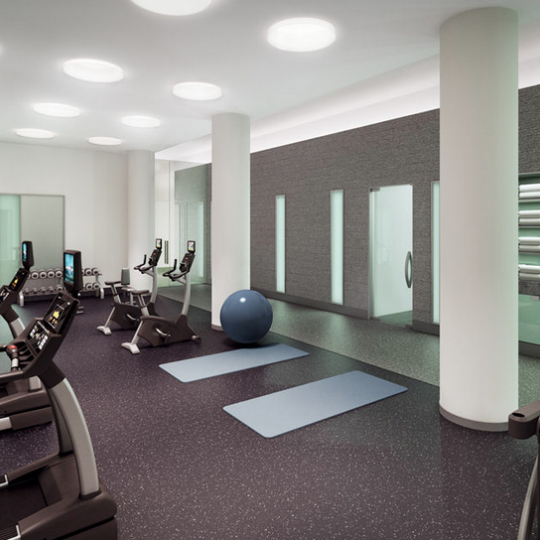 18 Gramercy Park Gym, 4 Bedroom Apartments for Sale