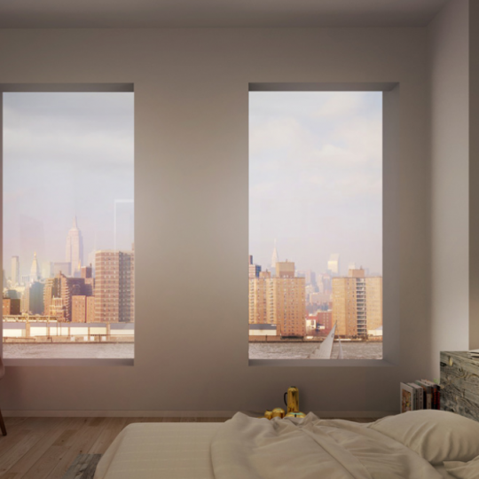 The Bedroom at One John Street - Apartments for sale